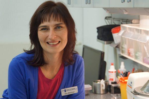 Praxisteam Dr. Feulner Erlangen Ines Melchner